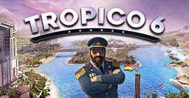 Купить лицензионный ключ Tropico 6. STEAM-ключ (RU+СНГ) на SteamNinja.ru