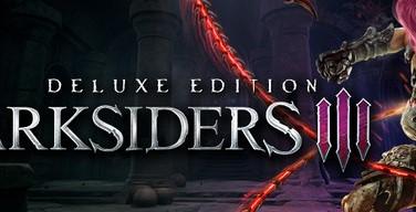 Купить лицензионный ключ Darksiders 3 III Deluxe Edition+ПОДАРОК RU+СНГ на SteamNinja.ru