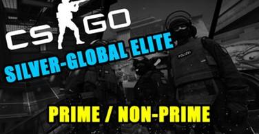 Купить аккаунт Рандом Аккаунт CS:GO от Silver до Global ( NotPrime ) на SteamNinja.ru