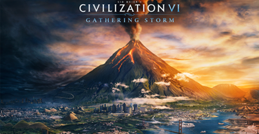 Купить лицензионный ключ DLC Civilization VI: Gathering Storm (Steam KEY)RU+CIS на SteamNinja.ru
