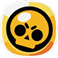 ⭐ Brawl Stars ⭐ ЭДГАР ⭐ 855 трофеев ⭐ Supercell ID