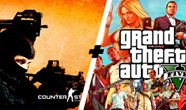 Купить аккаунт Grand Theft Auto 5 PC + CS:GO на SteamNinja.ru