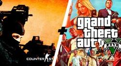 Grand Theft Auto 5 PC + CS:GO
