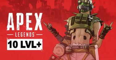 Купить аккаунт Apex Legends™ от 10 до 20 Lvl - Подарок - Гарантия на SteamNinja.ru