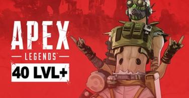 Купить аккаунт Apex Legends™ от 40 до 50 Lvl - Подарок - Гарантия на SteamNinja.ru