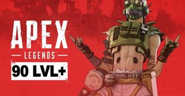 Купить аккаунт Apex Legends™ от 90 до 99 Lvl - Подарок - Гарантия на SteamNinja.ru