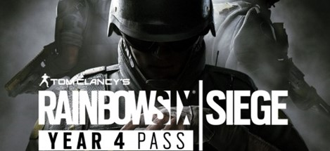 Tom Clancy´s Rainbow Six Siege YEAR 4 PASS (Uplay)