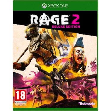 Купить аккаунт 01.  ✅ RAGE 2 XBOX ONE  на Origin-Sell.com