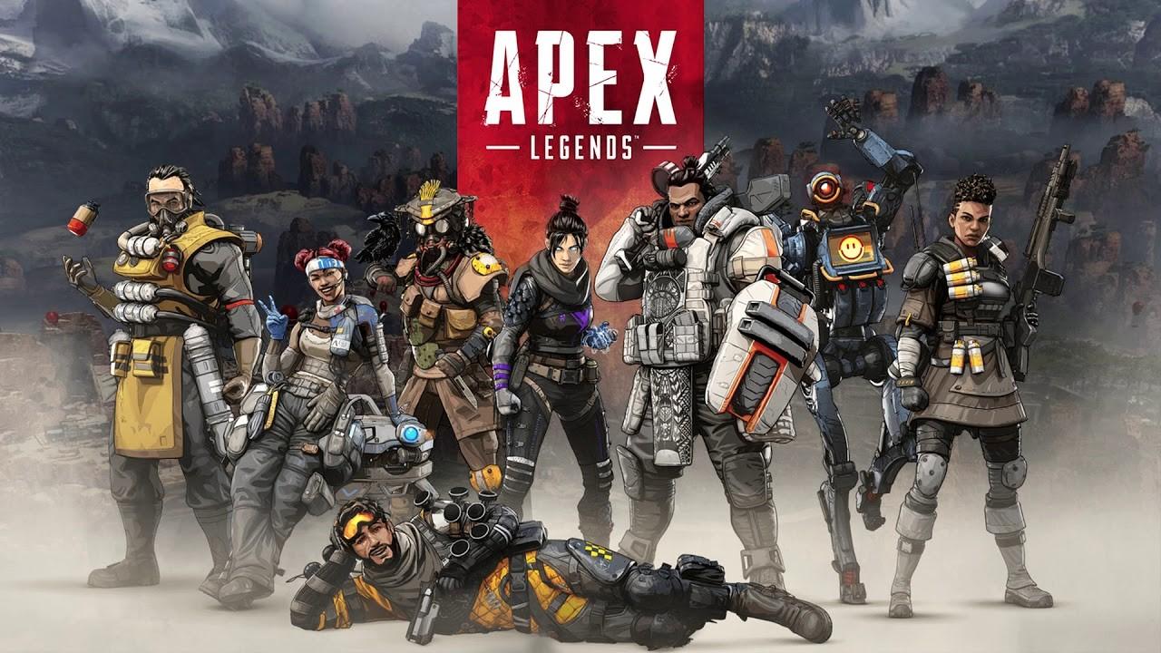 Apex Legends 100+ Lvl | Origin | Гарантия | Подарки
