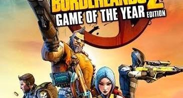 Купить лицензионный ключ Borderlands 2 Game of the Year (GOTY) Официальный Ключ на SteamNinja.ru