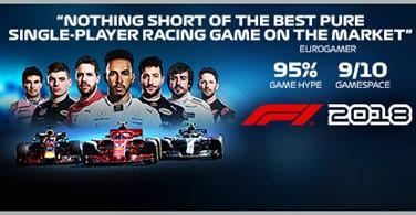 Купить offline F1 2018 - Steam Access OFFLINE на SteamNinja.ru