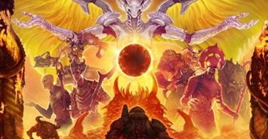 Купить лицензионный ключ Doom Eternal Deluxe - Официальный Ключ Steam на SteamNinja.ru