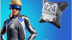 Fortnite скин Neo Versa + 2000 V-Bucks ps4 EU/RU