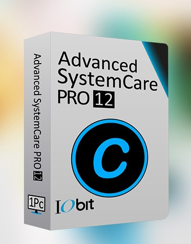 Купить IObit Advanced SystemCare 12 PRO