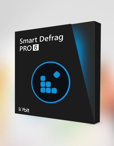 Купить IObit Smart Defrag  PRO