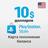 Карта оплаты PSN 1000 рублей PlayStation Network RU