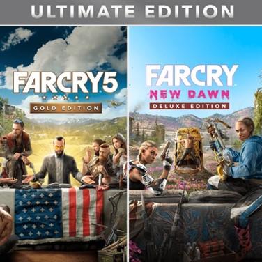 Купить аккаунт Far Cry New Dawn + Far Cry 5 Ultimate Xbox One ⭐🥇⭐ на Origin-Sell.com