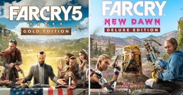 Купить аккаунт Far Cry New Dawn + Far Cry 5 Ultimate Xbox One ⭐🥇⭐ на SteamNinja.ru