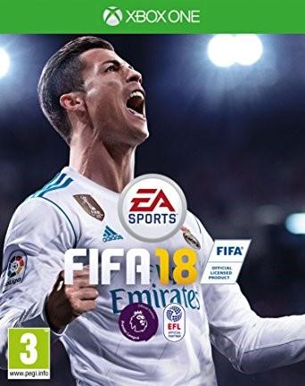 Купить аккаунт FIFA 18 Xbox One ⭐🥇⭐ на Origin-Sell.com
