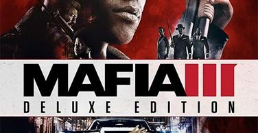 Купить аккаунт Mafia III Deluxe Edition | XBOX ONE на Origin-Sell.com