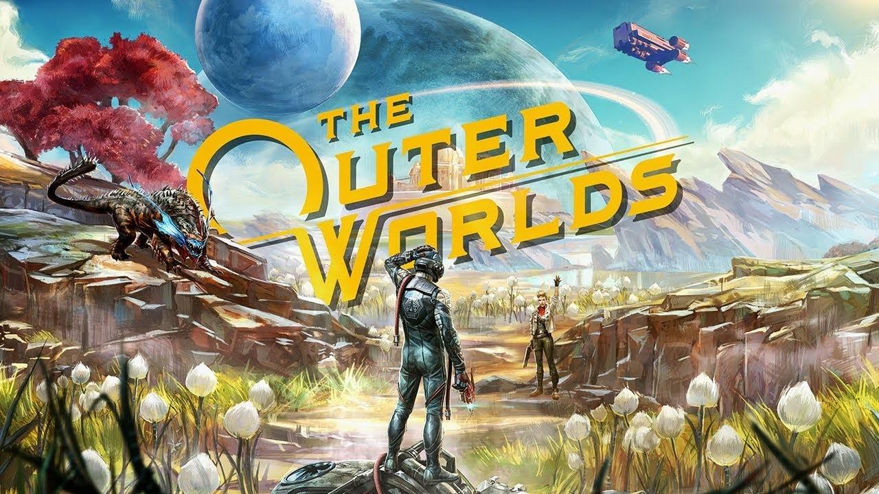 The Outer Worlds - Официальный Ключ Распродажа (Epic)