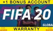 Купить аккаунт Fifa 20 | Гарантия | + Подарок Battlefield 1 на Origin-Sell.com