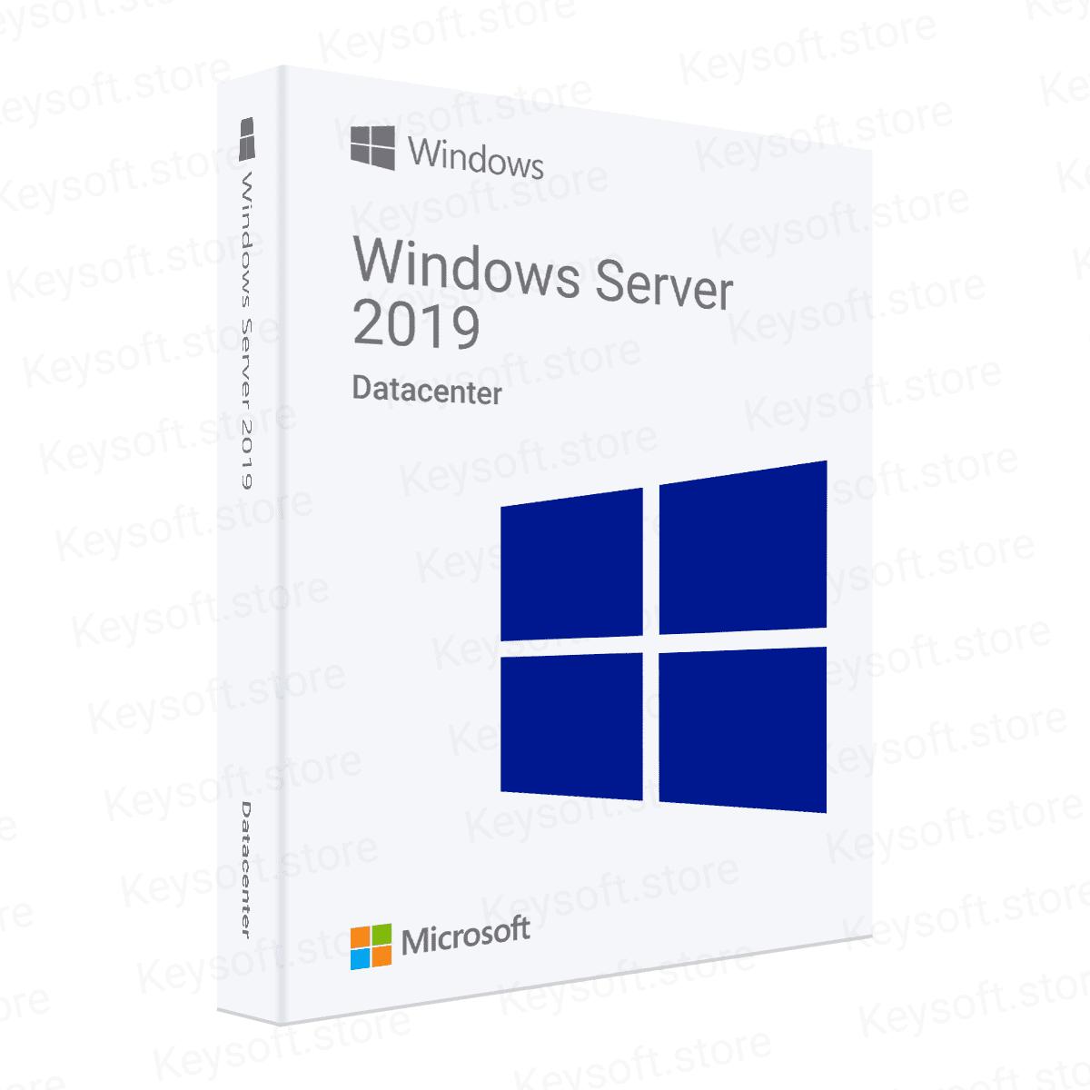 Купить лицензионные ключи активации для Microsoft Windows Server 2019 Datacenter - keysoft.store - Программы