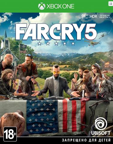 Купить аккаунт 02. Far Cry 5 и Middle-earth: Shadow of war XBOX ONE на Origin-Sell.com