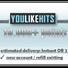 Youlikehits Aккаунт: 10,000 Поинтов (Новый/Пополнение)