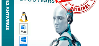 ESET NOD32 Antivirus 2019 3 PC , 3 Anno, GLOBAL KEY