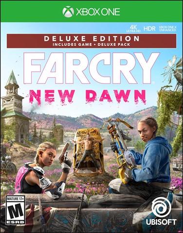 Купить аккаунт Far Cry® New Dawn Deluxe Edition  | XBOX ONE ♥🎮 на Origin-Sell.com