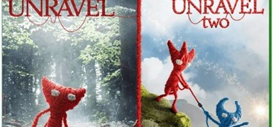 ✅Комплект Unravel Yarny Xbox one