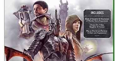 Купить лицензионный ключ ✅ Средиземье: Тени войны Полное издание XBOX ONE Ключ🔑 на SteamNinja.ru