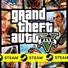 GTA 5 V Лицензионный аккаунт STEAM +БОНУС