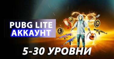 Купить аккаунт Рандом Аккаунт PUBG LITE на SteamNinja.ru