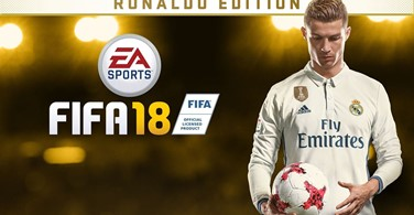 Купить аккаунт FIFA 18 Ronaldo Edition (Гарантия + Бонус ✅) на SteamNinja.ru