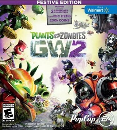 Купить аккаунт Plants vs. Zombies Garden Warfare 2 - Festive ✅ на Origin-Sell.com