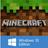 MINECRAFT WINDOWS 10 EDITION  LICENSE KEY (GLOBAL)