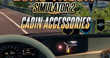 Купить лицензионный ключ Euro Truck Simulator 2 Cabin Accessories - Официально на SteamNinja.ru