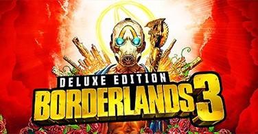 Купить аккаунт Borderlands 3 Deluxe | Epic Games | Гарантия | Подарки на SteamNinja.ru
