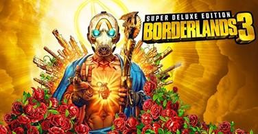 Купить аккаунт Borderlands 3 Super Deluxe | Epic Games | Гарантия | на SteamNinja.ru