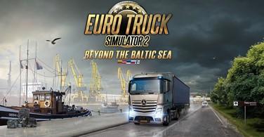 Купить лицензионный ключ Euro Truck Simulator 2 - Beyond the Baltic Sea(Steam) на SteamNinja.ru