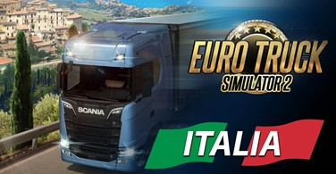 Купить лицензионный ключ Euro Truck Simulator 2 - Italia (Steam) RU/CIS на SteamNinja.ru