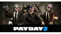 PAYDAY 2 (Steam Аккаунт/Region Free)