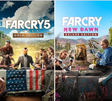 Купить аккаунт Far Cry New Dawn ULTIMATE BUNDLE (Полностью на русском) на Origin-Sell.com
