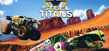✅Monster Jam Steel Titans XBOX ONE Ключ🔑 ⭐