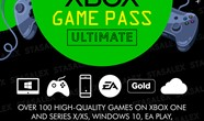 Купить лицензионный ключ XBOX GAME PASS ULTIMATE 14 Дней + EA PLAY 🌎Продление на SteamNinja.ru
