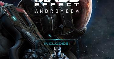 Купить лицензионный ключ Mass Effect Andromeda Xbox One стандартное издание🔑 на SteamNinja.ru