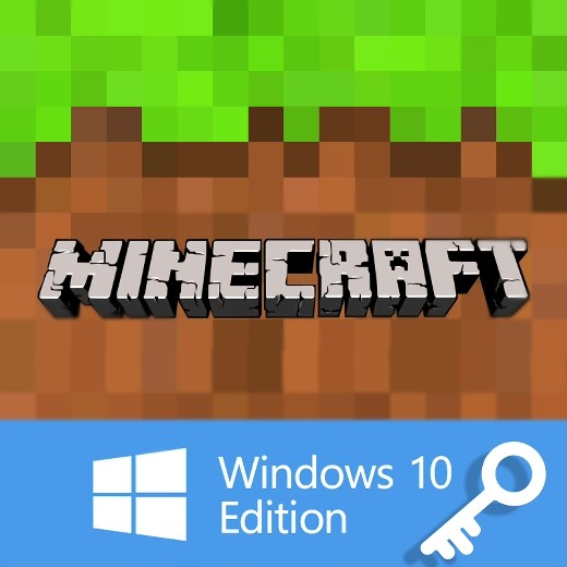 Minecraft Windows 10 Edition Ключ Лицензия