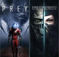 Купить лицензионный ключ Prey + Dishonored 2 Bundle Xbox One цифровой ключ🔑 на SteamNinja.ru